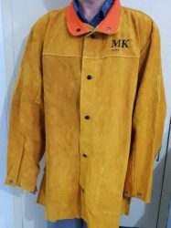 MK LEATHER WELDING JACKET